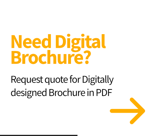 Digital Brochure Design in PDF online request for quote.